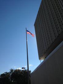 USA lippu Florida